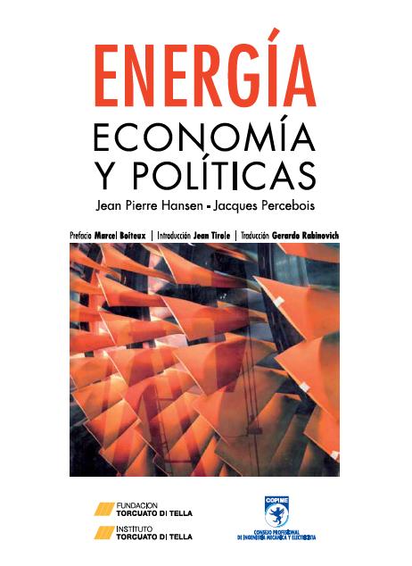 Energía – Economía y Políticas
